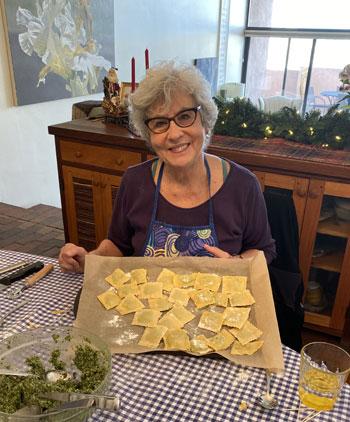 Holiday Ravioli Making